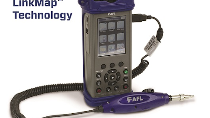 AFL boosts M310 OTDR with new fiber mapping technology