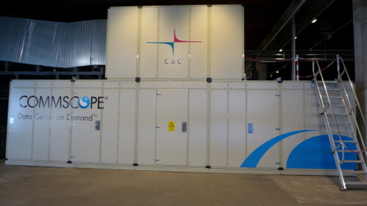 Finland's CSC taps CommScope for rapid data center expansion