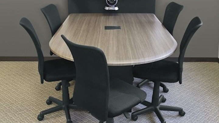 Middle Atlantic Products launches all-in-one, tech-ready Hub furniture solution for collaborative A/V spaces