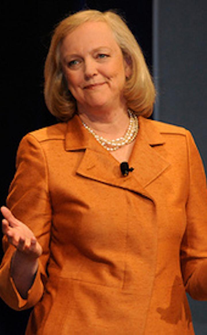 HP CEO Whitman derides Dell's EMC deal