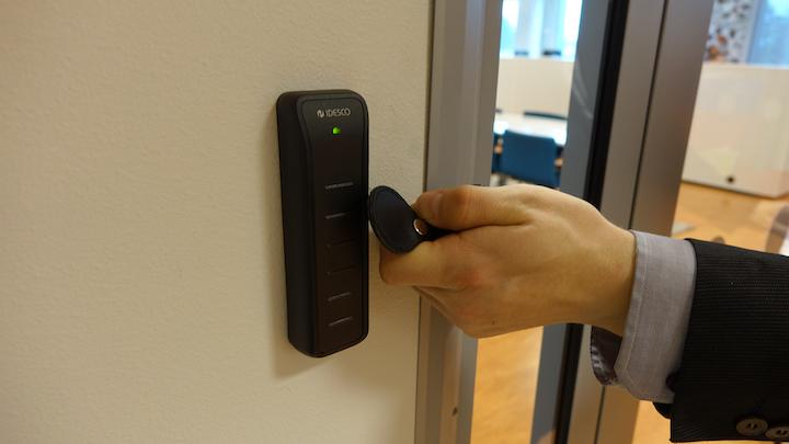 Milestone makes access control visual for Finnish security company