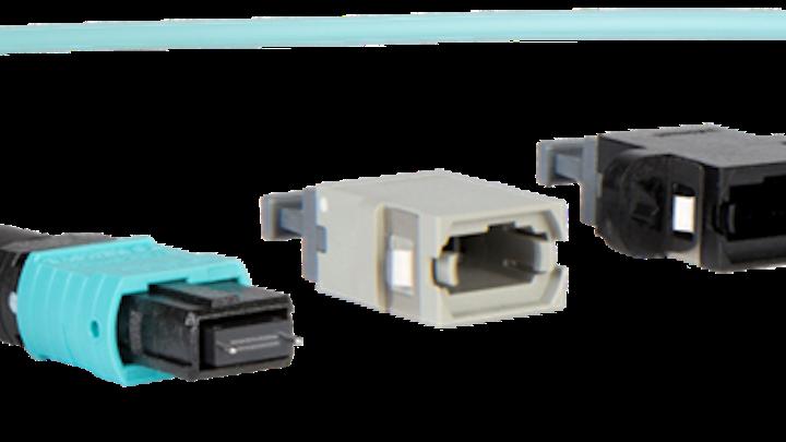 US Conec unveils MTP-16 multi-fiber optical connector