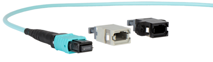 US Conec unveils MTP-16 multi-fiber optical connector