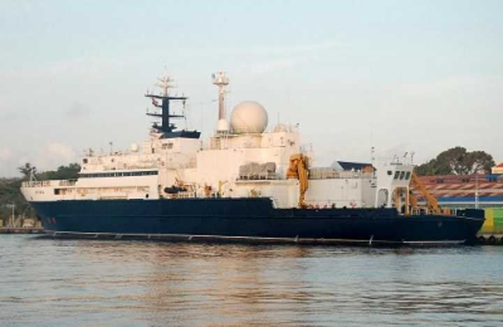 Russia's scientific exploration vessel Yantar was mentioned in a New York Times article reporting on U.S. intelligence's wariness of Russian vessels' proximity to undersea data cables.