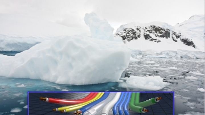 Cicoil offers flexible, UV-resistant flat cables that can operate in temperatures well below zero. The company can produce data cables, electrical cables, control cables and others that resist low and high temperatures.