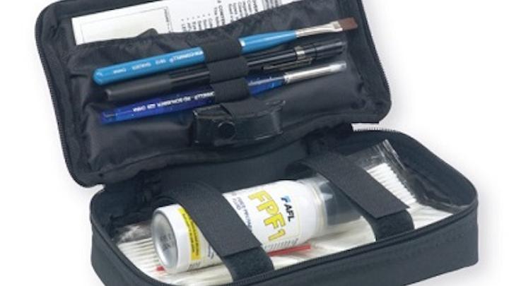 Fiber Optic Center now offering AFL's Splicer V-Groove cleaning kit