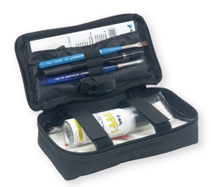 Fiber Optic Center now offering AFL's Splicer V-Groove cleaning kit