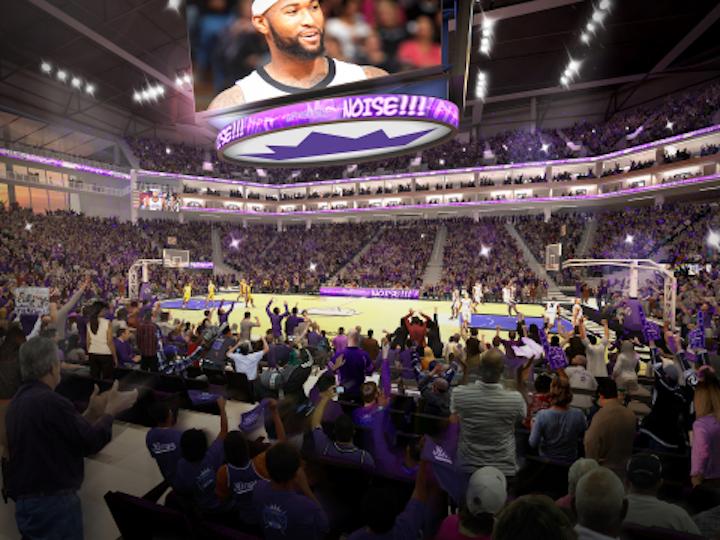 Comcast deploys 100-Gigabit Ethernet back end infrastructure for NBA's Sacramento Kings