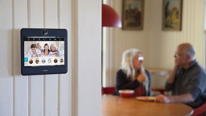 Smart home intercom profiled at CES 2016