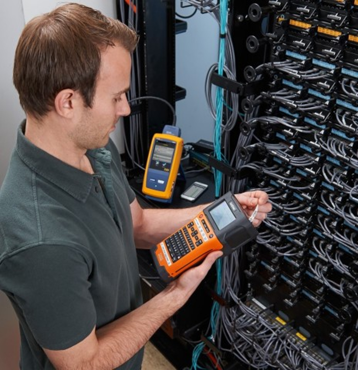Brother, Fluke partner on cloud-based integrated cable testing, labeling solution