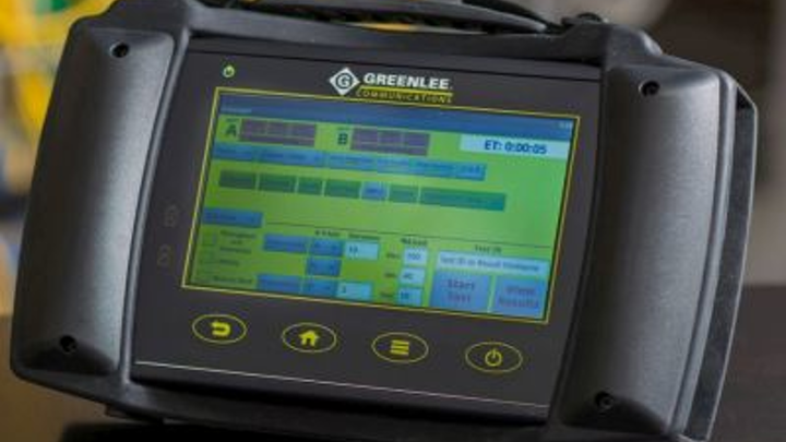 Greenlee boosts DataScout test system