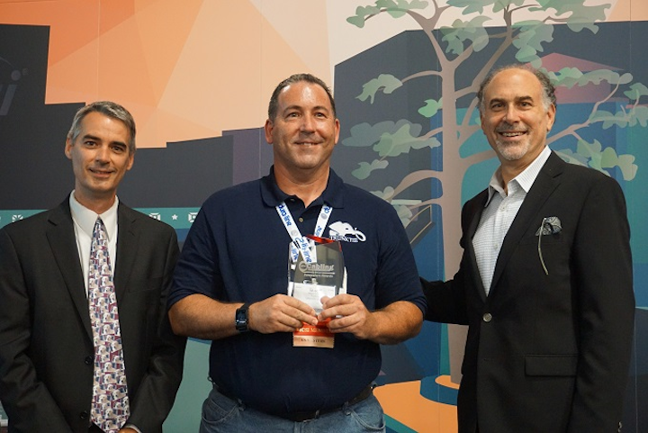 Trunktie winner of 2016 Cabling Installation & Maintenance Innovators Award