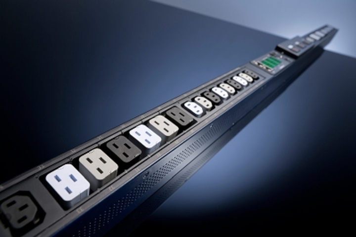 Intelligent PDUs from Server Technology - like this one - will be part of Legrand's data center portfolio once Legrand completes its acquisition of Server Tech.