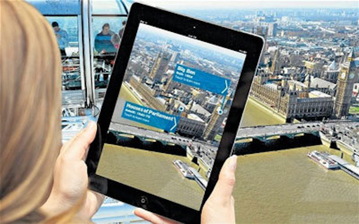 Spirent tests Wi-Fi performance via network emulation with O2 at the Coca-Cola London Eye