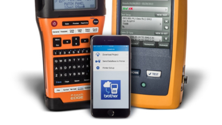 Brother's LabelLink app for integrated cable testing, labeling now free for Android