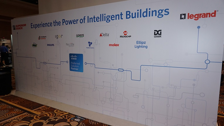 Superior Essex, Legrand team on next-generation building intelligence at 2017 BICSI Fall show