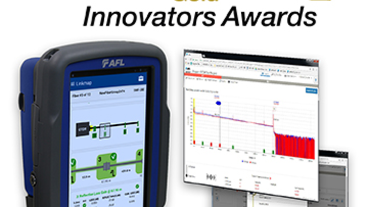 AFL honored with Gold and Silver -level awards in Cabling Installation & Maintenance 2017 Innovators Awards program