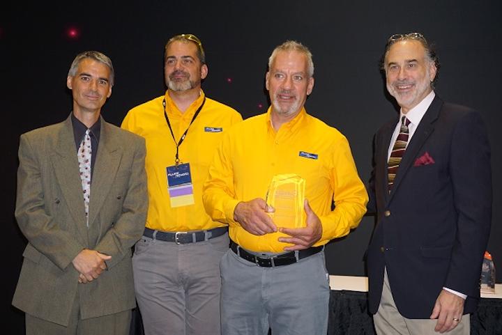Fluke Networks' fiber video inspection probe takes Platinum -level honors in Cabling Installation & Maintenance 2017 Innovators Awards