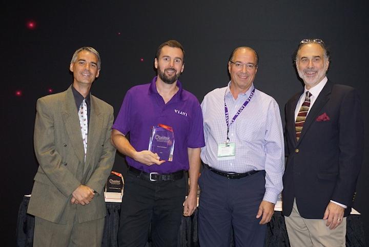 Viavi Solutions honored by Cabling Installation & Maintenance 2017 Innovators Awards program