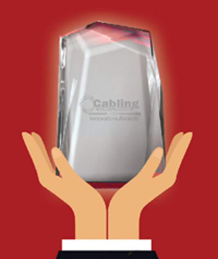 Early-bird entry deadline for Cabling Innovators Awards is April 13