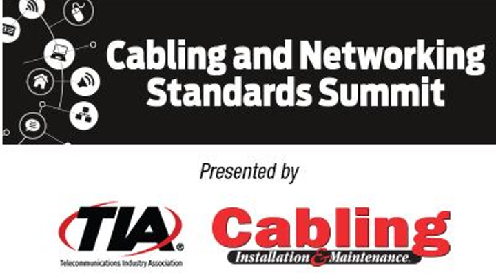 The Cabling and Networking Standards Summit will be held May 9 at the headquarters of the Telecommunications Industry Association.