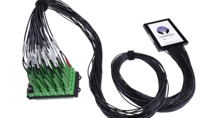 Clearfield doubles ruggedized idle port splitter density in FieldSmart fiber distribution cabinets
