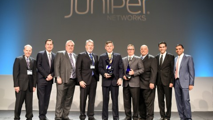 Juniper Networks awards Source Photonics hyperscale data center, IP network supplier, vendor of the year honors