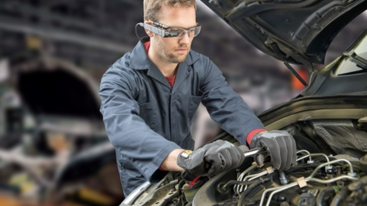 Toshiba integrates dynaEdge AR smart glasses with Atheer AiR Enterprise software