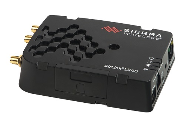 Sierra Wireless compact LTE router serves internet of things, enterprise applications