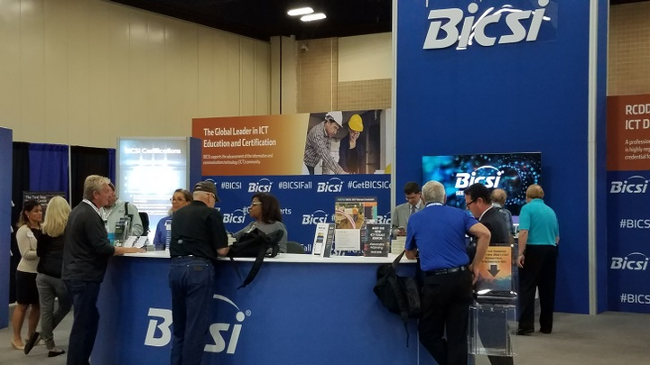 2018 BICSI Fall Conference takes view of the future