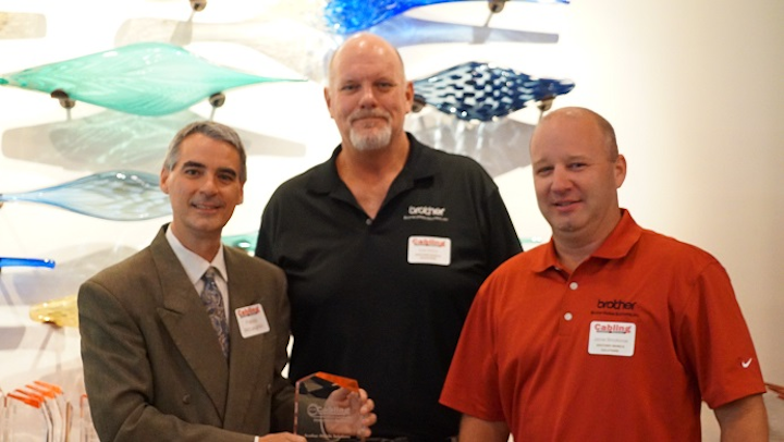 Brother Mobile Solutions honored with Cabling Installation & Maintenance 2018 Silver Innovators Award
