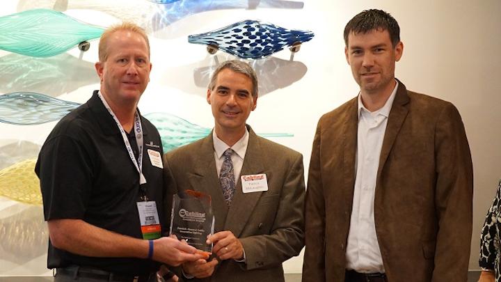 Panduit, General Cable, Innovative Lighting, Waldinger Corp. receive Cabling Innovators Platinum Award at 2018 BICSI Fall Conference