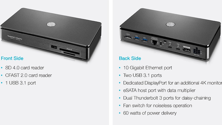 Aquantia, Akitio collaborate to deliver 10GbE docking station to laptop market