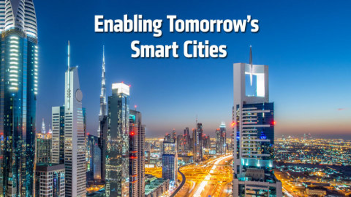 Skyworks powers wireless connected lighting for Philips' CityTouch smart cities platform