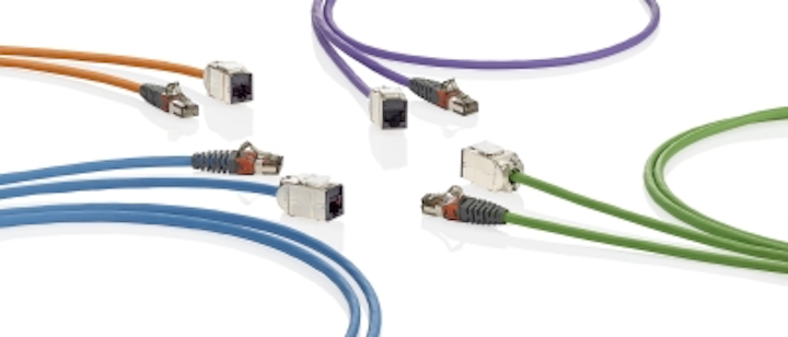 At its EU Data Center Factory, Leviton now produces made-to-order copper cords for consolidation points. The cords are available in several Category 6 and Category 6A constructions.