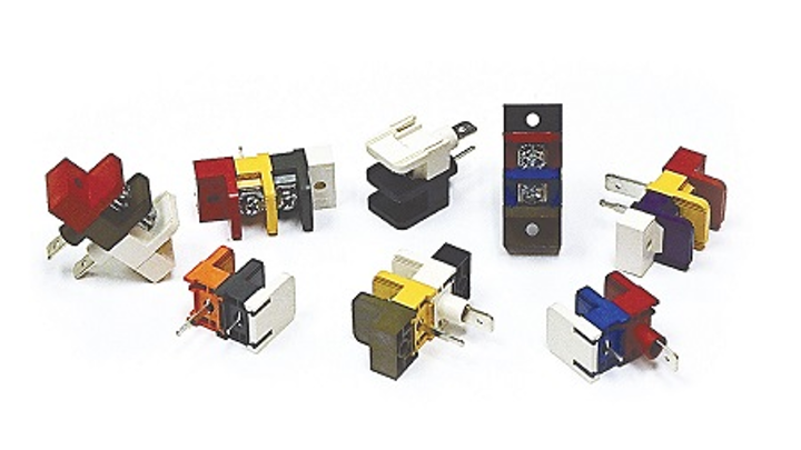 Modular, color-coded terminal blocks for 600V applications