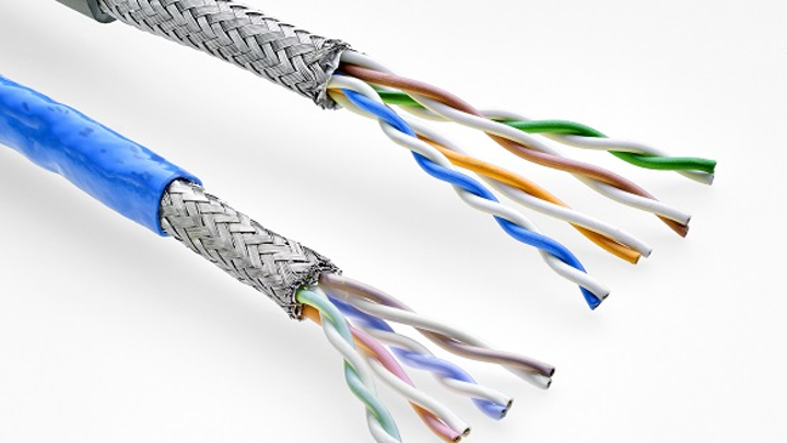 TE Connectivity's Raychem Cat 5e Ethernet cable performs under extreme temperatures