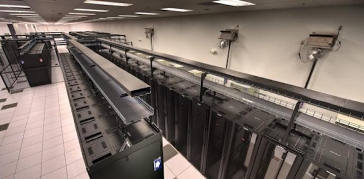 US Dedicated's Dallas data center move: Time lapse