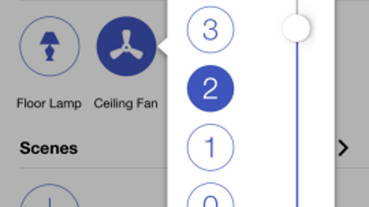 Lutron expands smart home wireless control capabilities to ceiling fans