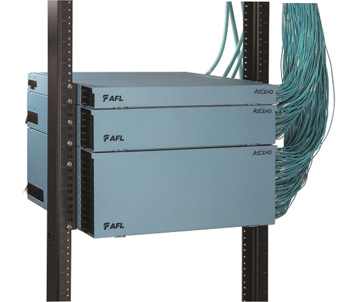AFL launches ASCEND modular high density fiber system for data centers