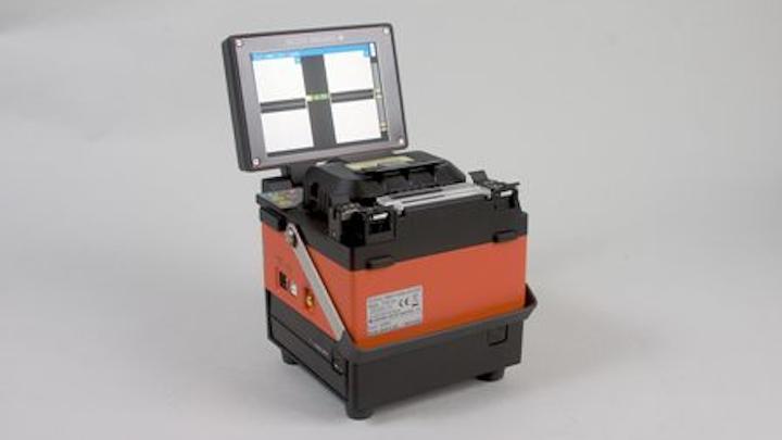 Content Dam Etc Medialib New Lib Cablinginstall Online Articles 2010 12 Sumitomo Electric Lightwave Type 46 Tomcat Plus Fusion Splicer 59555