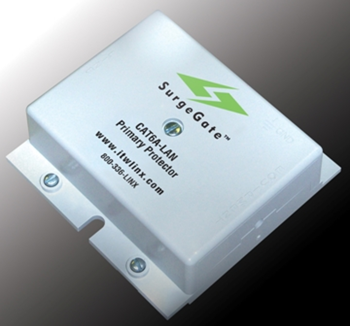 Content Dam Etc Medialib New Lib Cablinginstall Online Articles 2011 01 Itw Linx Category 6a Surge Protector 17453