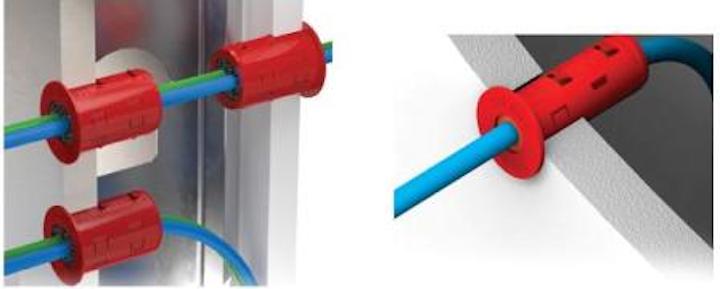 Content Dam Etc Medialib New Lib Cablinginstall Online Articles 2011 01 Specified Technologies Ready Firestop Grommet 2 26020