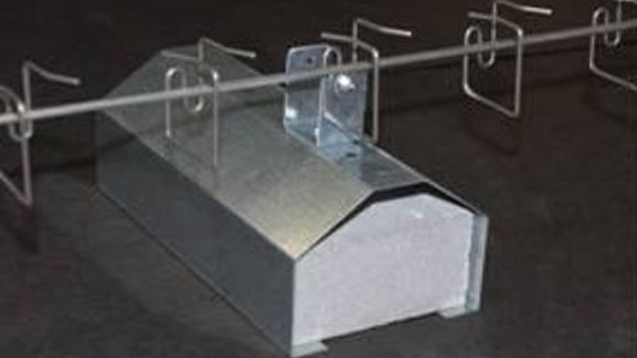 Content Dam Etc Medialib New Lib Cablinginstall Online Articles 2011 04 Snake Feet Ballasted Roof Mount Anchor 8921
