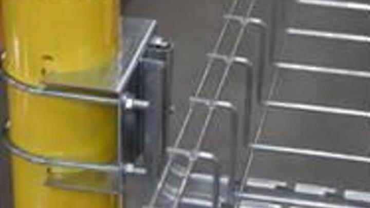 Content Dam Etc Medialib New Lib Cablinginstall Online Articles 2011 04 Solar Snake Tray Pole Mount System 26730