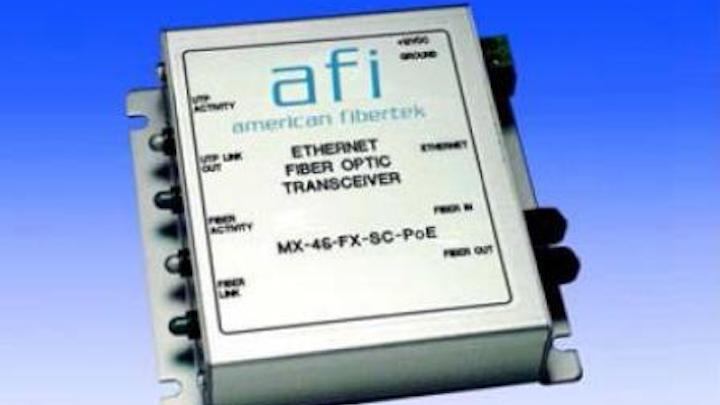 Content Dam Etc Medialib New Lib Cablinginstall Online Articles 2011 11 American Fibertek Poe Mini Switch 48627