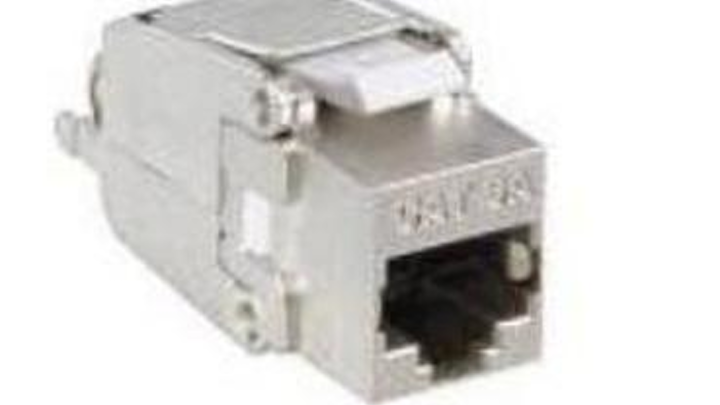 Content Dam Etc Medialib New Lib Cablinginstall Online Articles 2012 February Leviton Quickport Extreme Cat 6a Shielded Connector 23312