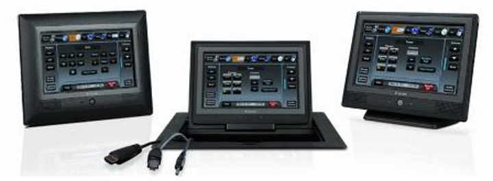 Content Dam Etc Medialib New Lib Cablinginstall Online Articles 2012 January Extron Tlp 710 Series Touch Panels 4471