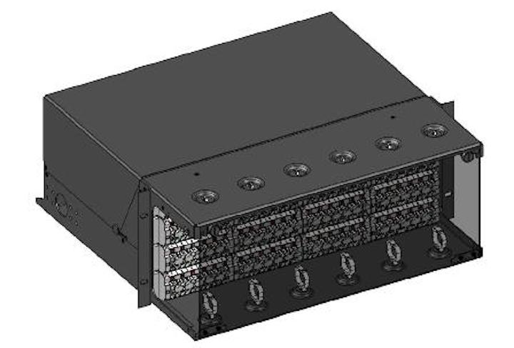 Content Dam Etc Medialib New Lib Cablinginstall Online Articles 2012 January Rit 4u Fiber Optic Tray 64287