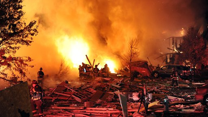Routine building materials test uncovers major fire hazard in counterfeit cabling